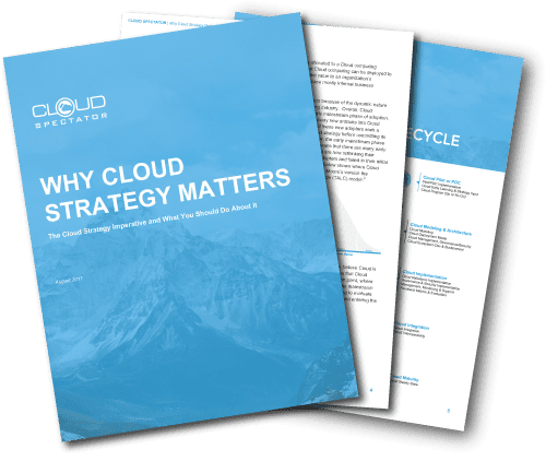 Why Cloud Strategy Matters
