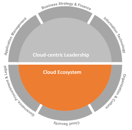 Cloud Transformation Readiness Domain: Cloud Ecosystem