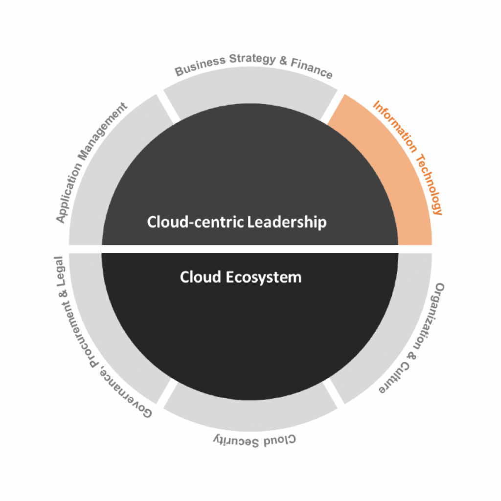 Cloud Transformation Readiness domain: Information Technology